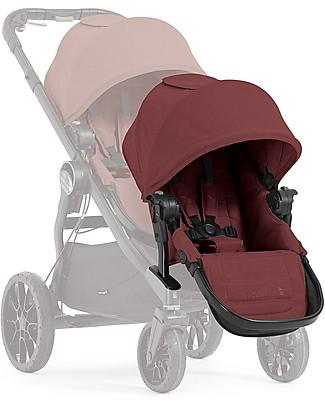 Baby Jogger Seconda Seduta per Passeggino Convertibile Mono/Duo/Triplo City Select Lux - Vinaccia Passeggini Doppi