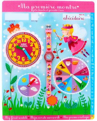 BabyWatch Il Mio Primo Orologio Pedagogico - Fata Madrina (perfetto già dai 3 anni!) Orologi Pedagogici
