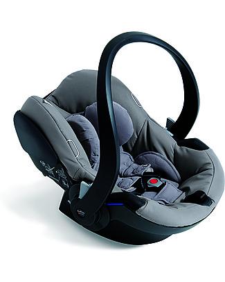 Babyzen Seggiolino Auto Ovetto iZi Go Modular by BeSafe per Passeggino Yoyo Babyzen, Grigio Seggiolini Auto