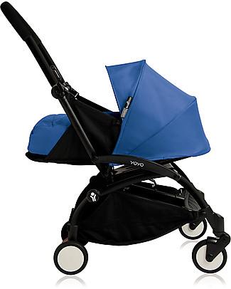 Babyzen Set Rivestimento per Navicella Yoyo, 0+ mesi, Blu Passeggini