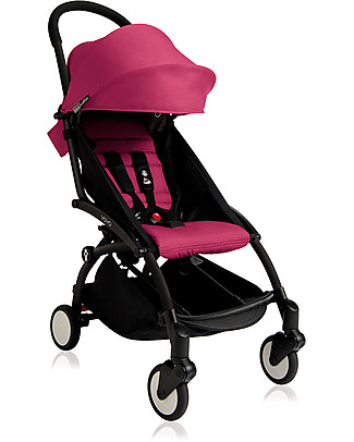 Babyzen Set Rivestimento per Passeggino Yoyo, 6+ mesi, Rosa Passeggini