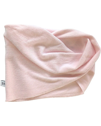 Bamboom Pink Scarf - Bamboo and Cotton Scarves And Shawls