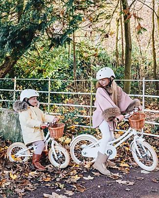 Banwood Bicicletta Classic Con Pedali, Bianco - Da 4 a 7 Anni Biciclette
