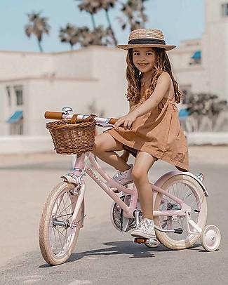 Banwood Bicicletta Classic Con Pedali, Rosa - Da 4 a 7 Anni Biciclette