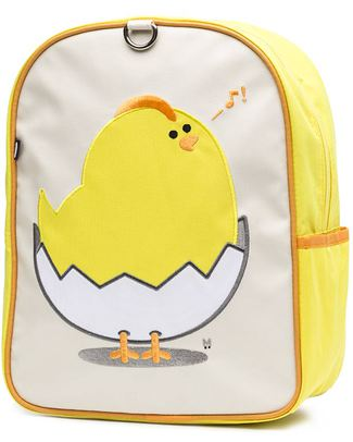 Beatrix NY Little Kid Backpack Chick - durable, PVC and BPA free! (perfect for Ages 2-4) Small Backpacks
