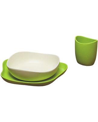 BecoThings Eco Feeding Set - Green Meal Sets
