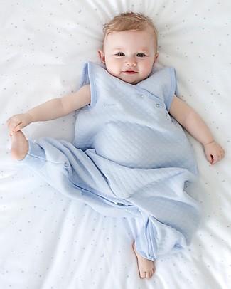 Bemini Sacco Nanna MAGIC BAG® Kilty 3-9 mesi, Frost - 1,5 TOG Sacchi Nanna Leggeri