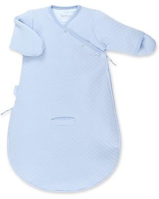 Bemini Sacco Nanna MAGIC BAG® Kilty con Maniche 0-3 mesi, Frost - 1,5 TOG  Sacchi Nanna Leggeri