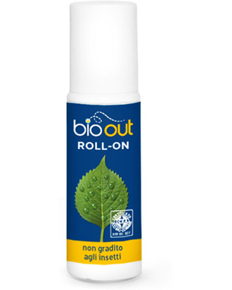 Bjobj Bio Out Roll-On Antizanzare Naturale - 20 ml  Antizanzare