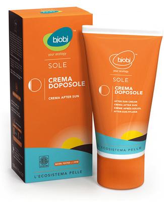 Bjobj bjobi Crema Doposole Bio - 150 ml (fresca e naturale!)  Solari