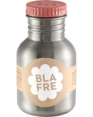 Blafre Borraccia in Acciaio Inox 300 ml, Rosa - Senza BPA né ftalati! Borracce Metallo