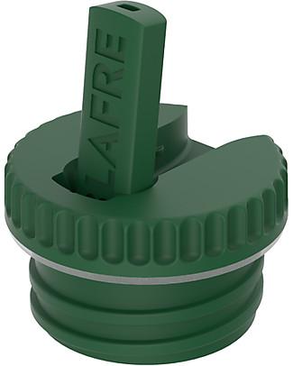Blafre Tappo con Beccuccio, Verde Scuro - Adatto a tutte le borracce Blafre! Borracce Metallo