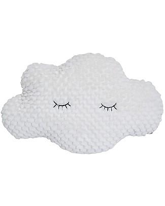Bloomingville Cuscino Nuvola, Bianco - 45x30x15 cm Cuscini Arredo