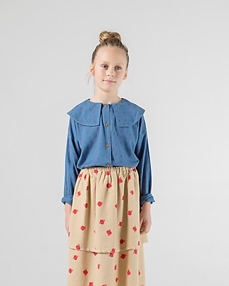 Bobo Choses Blusa, All Over Stars - Elegante e Originale! Camicie