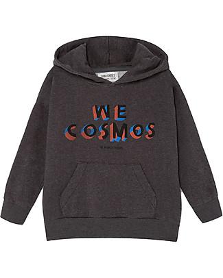 Bobo Choses Felpa con Cappuccio, We Cosmos - Cotone Bio Felpe