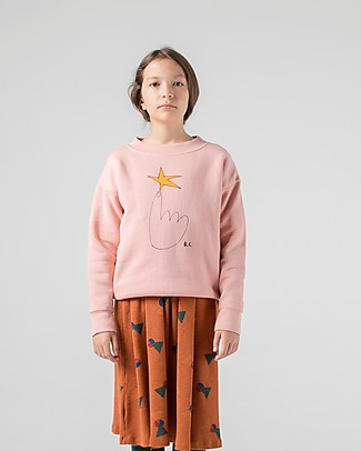 Bobo Choses Felpa, The Northstar - 100% Cotone Bio Felpe