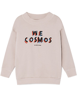 Bobo Choses Felpa, We Cosmos - 100% Cotone Bio Felpe