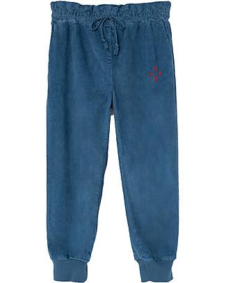 Bobo Choses Pantaloni Baggy, Flag - Ultra-Comodi! Pantaloni Lunghi