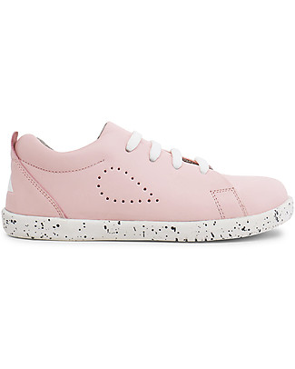 Bobux Scarpa Kid Grass Court, Seashell - Suola super flessibile! Scarpe