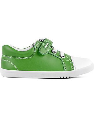 Bobux Scarpina I-Walk Classic Trouble, Verde Mela - Suola super flessibile! Scarpe