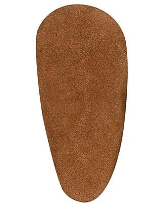 Bobux Scarpina Soft Sole Grande (5-6 anni), Verde con Rana – La cosa migliore dopo i piedi scalzi! Scarpe