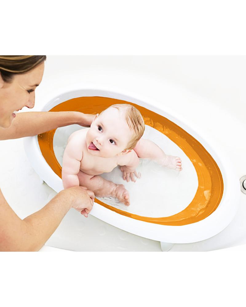 Boon Inc. NAKED Vaschetta Bagno 2 Posizioni - Arancione (design ...