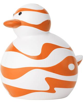 Boon Inc. Odd Ducks - Bob Anatra da Bagno - Bianco/Arancione Giochi Bagno