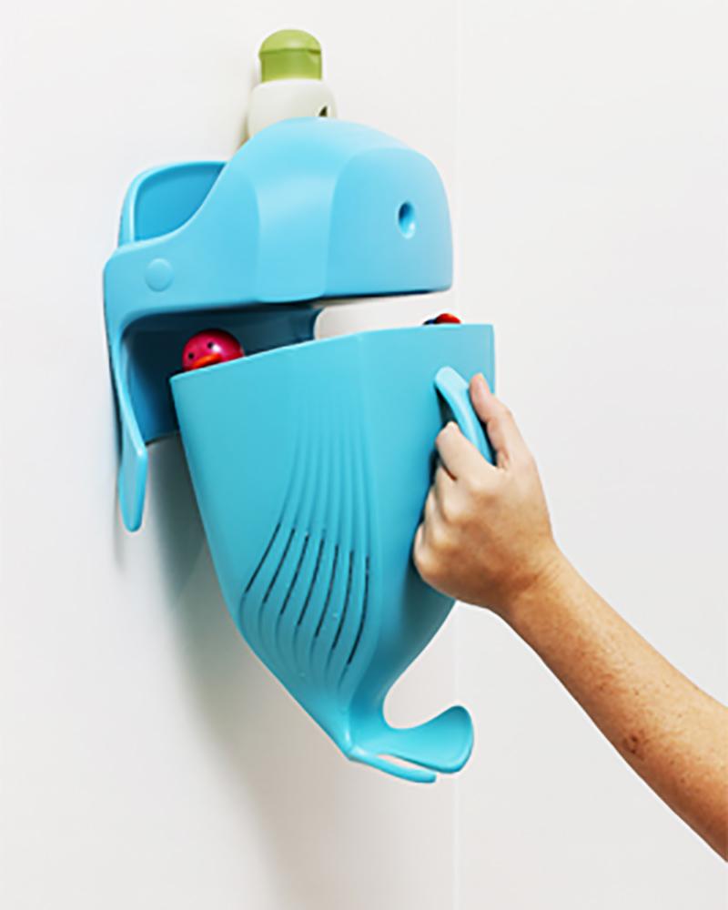 Boon inc whale pod contenitore portagiochi da bagno - Giochi da bagno ...