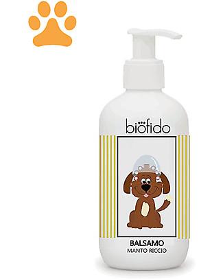 Bubble&CO Balsamo Animali Biofido, 250 ml - Manto Riccio Shampoo e Balsamo