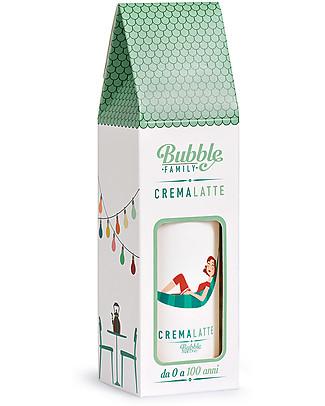 Bubble&CO Cremalatte Family, 250 ml - Idratante e rinfrescante! Creme e Olii