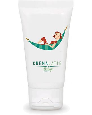 Bubble&CO Cremalatte Family, Minitaglia 50 ml - Idratante e rinfrescante! Creme e Olii