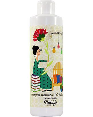 Bubble&CO Detergente Eudermico H2O Vitalizzante, 200 ml - Idrata tutto il corpo Detergenza
