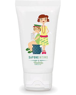 Bubble&CO Sapone Intimo Delicato, Minitaglia 50 ml - Per tutta la famiglia! Bagno Doccia Shampoo