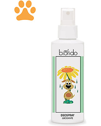 Bubble&CO Spray Animali Biofido, 150 ml - Antiodore Animali Igiene