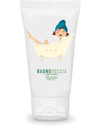 Bubble&CO Bagno Doccia Family, Minitaglia 50 ml Bagno Doccia Shampoo