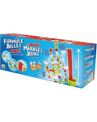 Buki Formula Biglie Maxi, Set Costruzioni - Alto 56 cm! Ottima idea regalo! Giochi Di Una Volta
