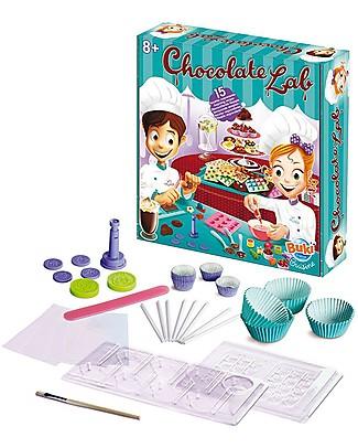 Buki Laboratorio del Cioccolato - 15 ricette di pasticceria! Giochi Creativi