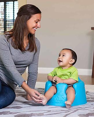 Bumbo Bumbo Sedile per Bambini con Vassoio - Blu (dai 3 mesi) Sedie