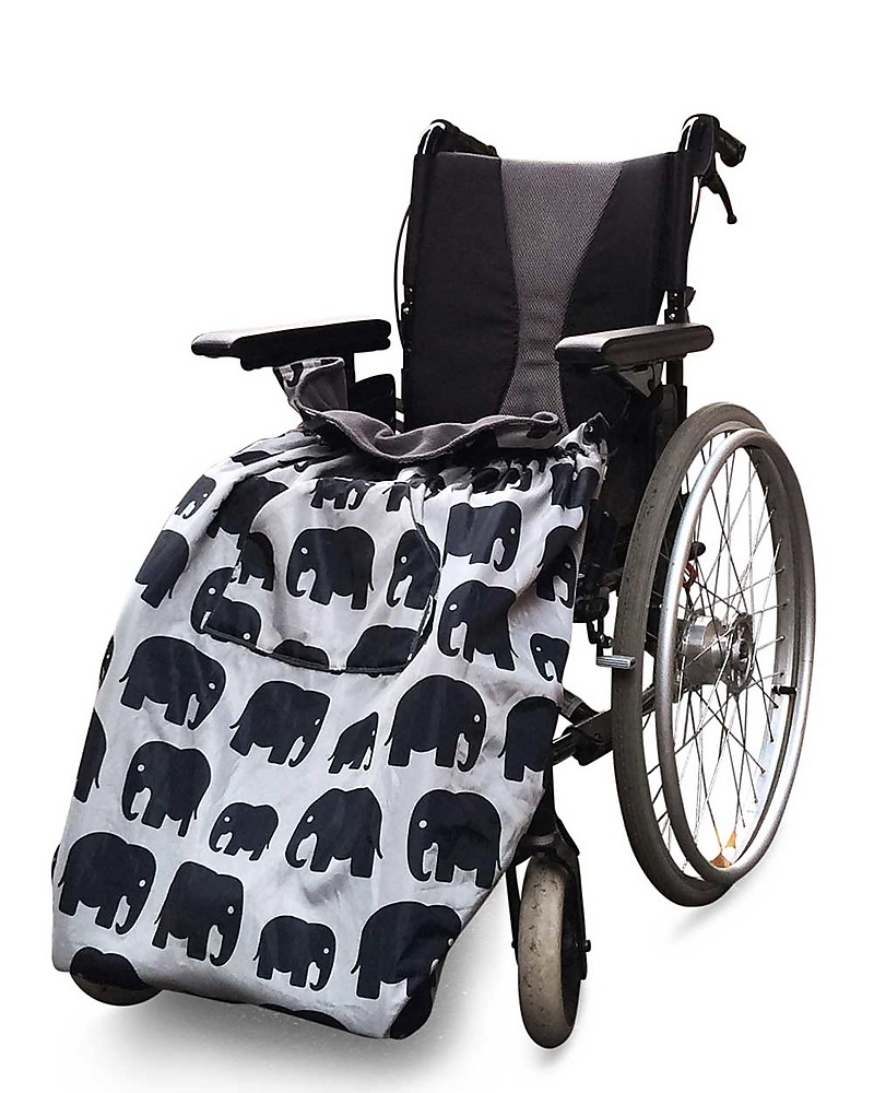 impermeabile per sedia a rotelle