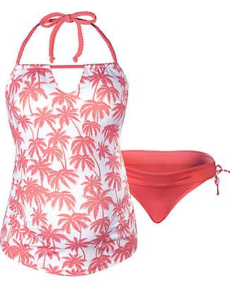 Cache Coeur Bounty, Costume da Bagno Tankini Premaman – Corallo Costumi Interi