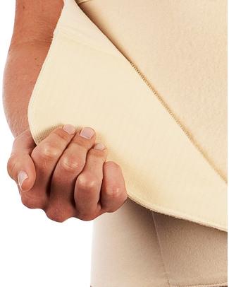 Carriwell Guaina Regolabile Post Parto - Jersey di Cotone Bio -  Intimo Modellante