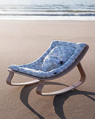 Charlie Crane Sdraietta LEVO in Legno di Faggio - Moumout Cloud  - Design Senza Tempo & Eco-Friendly! Sdraiette