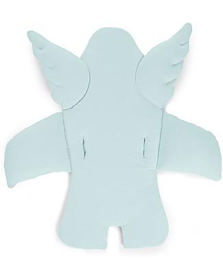 Childhome Cuscino Universale Angelo, Menta – 100% jersey di cotone Seggioloni