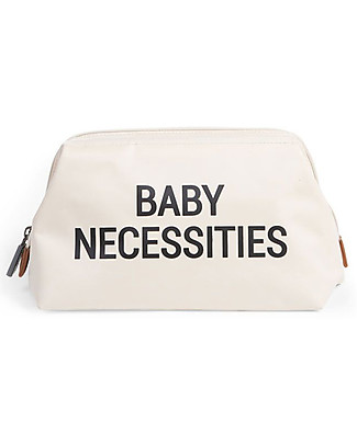 Childwood Baby Necessities, Beauty Case - Bianco Borse Cambio e Accessori