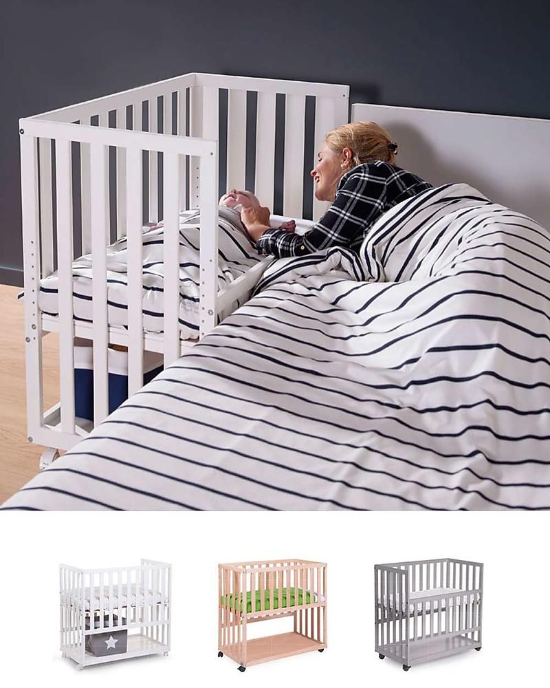 Immagini di culle per bambini beautiful lettino flexa - Culla neonato da attaccare al letto ...