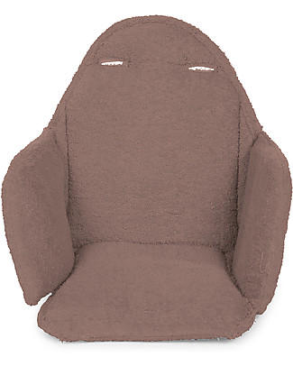 Childwood Cuscino Tricot per Seggiolone Evolutivo Evolu 2 Chair, Grigio Seggioloni