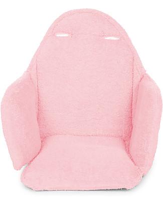 Childwood Cuscino Tricot per Seggiolone Evolutivo Evolu 2 Chair, Rosa Antico null