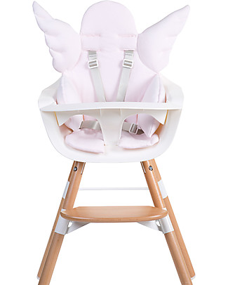 Childwood Cuscino Universale Angelo, Rosa Antico - 100% jersey di cotone Seggioloni