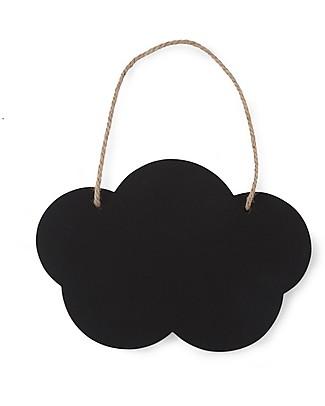 Childwood Lavagnette Nuvola, Set da 2 - Bianca e nera Decorazioni