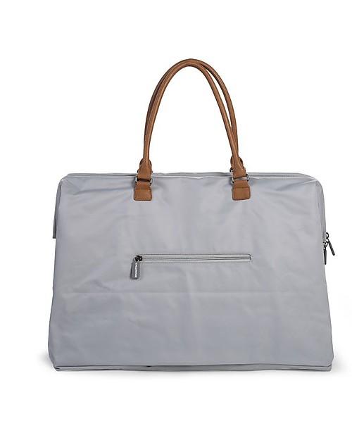 Childwood Mommy Bag, Borsa Fasciatoio 55 x 30 x 30 cm, Grigio - Include materassino per il cambio! Borse Cambio e Accessori